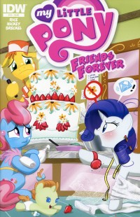 My Little Pony Friends  Forever #19 CVR A