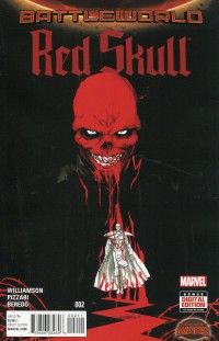Red Skull V2 #2