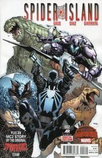 Spider-Island #2  Secret Wars