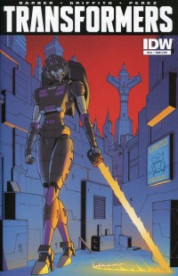 Transformers Robots in  Disguise #44 CVR B