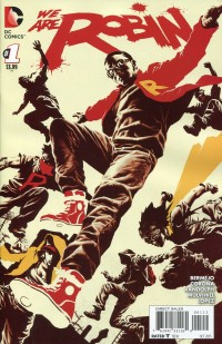 We Are Robin #1 2nd Printing