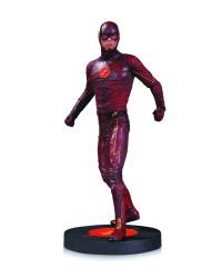 DC Statue Flash TV