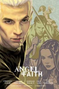 Angel and Faith HC Season 9 Library Ed V2