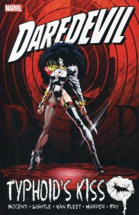 Daredevil TP Typhoids Kiss