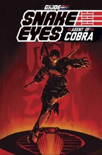 GI Joe Snake Eyes Agent of Cobra TP