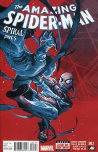 Amazing Spider-Man #20.1