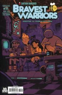 Bravest Warriors #35  Sub Variant
