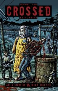 Crossed Badlands #83  Torture CVR