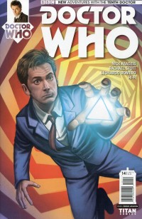 Dr Who 10th #14 CVR A