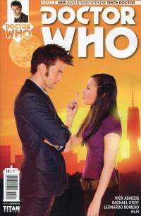 Dr Who 10th #14 CVR B