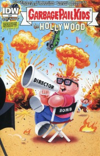 Garbage Pail Kids Comic Go Hollywood One Shot