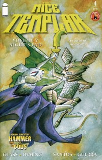 Mice Templar V5 #4 V  Nights End CVR A