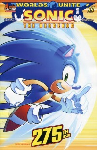 Sonic the Hedgehog #275 CVR A