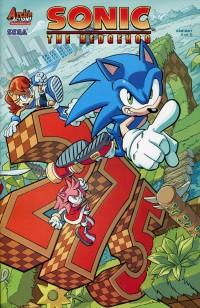 Sonic the Hedgehog #275 CVR D