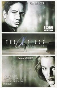 X-Files Season 11 #1
