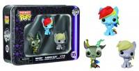 Funko Pop My Little Pony  Pocket 3pc Tin Gift Set 1