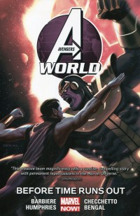 Avengers World TP V4  Before Time Runs Out