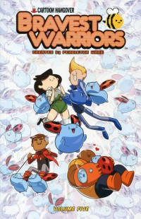 Bravest Warriors TP V5