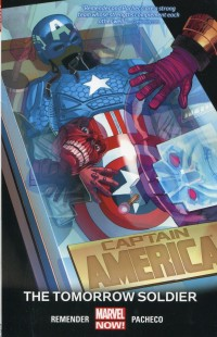 Captain America TP Now V5 Tomorrow Soldier
