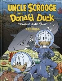 Disney Rosa Duck Library  HC V3 Treasure Under