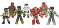 Marvel Minimates S63  Hulkbuster IM & Hulk