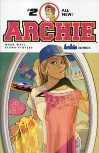 Archie V2 #2  Staples CVR