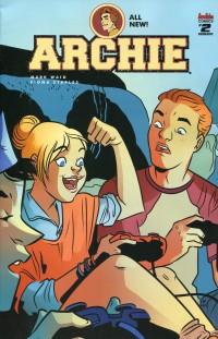 Archie V2 #2  Henderson CVR
