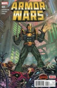 Armor Wars #4 Secret Wars