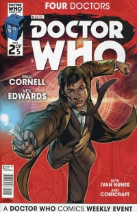 Dr Who 2015 Four Doctors  #2