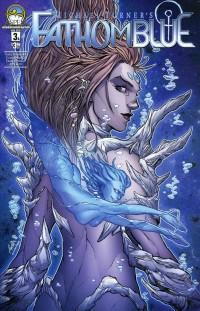 Fathom Blue #3 CVR A