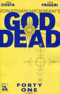 God Is Dead #41