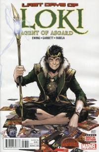 Loki Agent of Asgard #17
