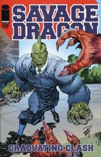 Savage Dragon V2 #206