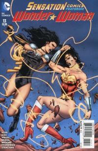 Sensation Comics  Feat Wonder Woman #13