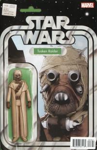 Star Wars V4 #8 Action Figure Variant
