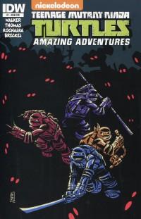 TMNT Amazing Adventures #1 Sub CVR