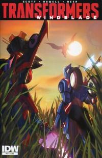 Transformers Winblade V2  #6 Combiner Wars