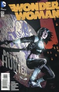 Wonder Woman V4 #43 CVR A