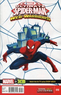 Ultimate Spider-Man Web Warriors Animated #10