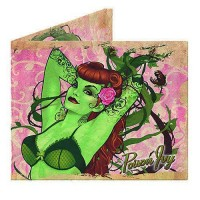 DC Wallet Bombshells  Poison Ivy Mighty