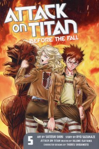 Attack On Titan GN Before the Fall V5