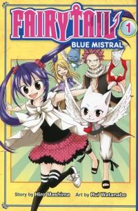 Fairy Tail Blue Mistral GN V1