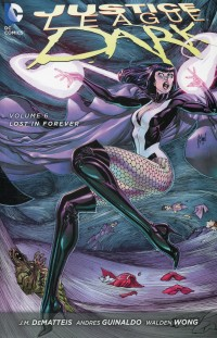 Justice League Dark TP  New 52 V6 Lost in Forever