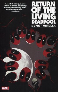Return of Living Deadpool TP