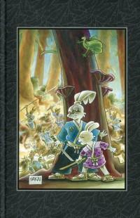 Usagi Yojimbo HC V4 Saga  Ltd Ed