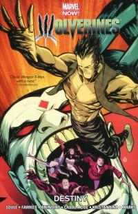 Wolverines TP V4  Destiny