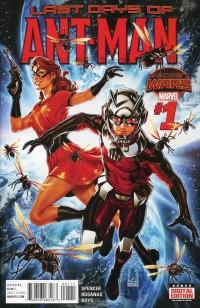 Ant-Man Last Days #1