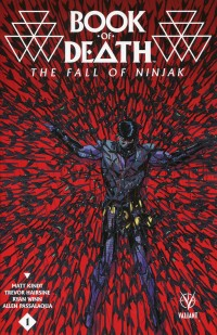 Book of Death Fall of Ninjak #1 CVR A