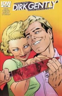 Dirk Gentlys Holistic Detective Agency #3