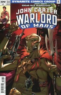 John Carter Warlord V3  #10 CVR C